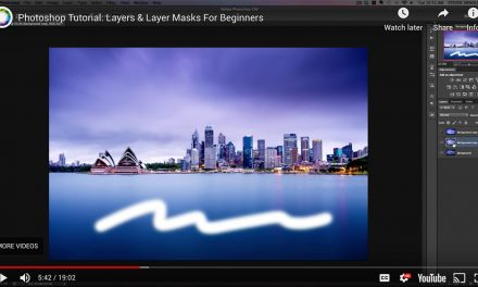 Photoshop Tutorial: Layers & Layer Masks For Beginners